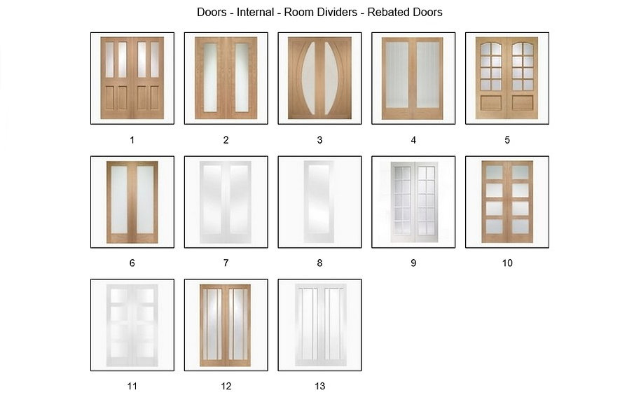 Rebated Doors - Angus Maciver Building Supplies