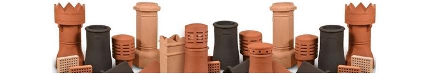 ChimneyPots & Cowls - Angus Maciver Building Supplies