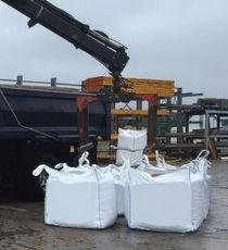 Bulk Bags Being Prepared - Angus Maciver Ltd - Bulk Bag Supplies