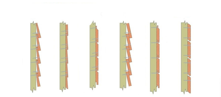 Timber Cladding Profiles - Angus Maciver Building Supplies