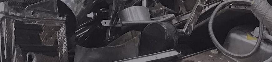 Metal Waste Recycling Skip Hire - Angus Maciver Skip Hire, Isle of Lewis