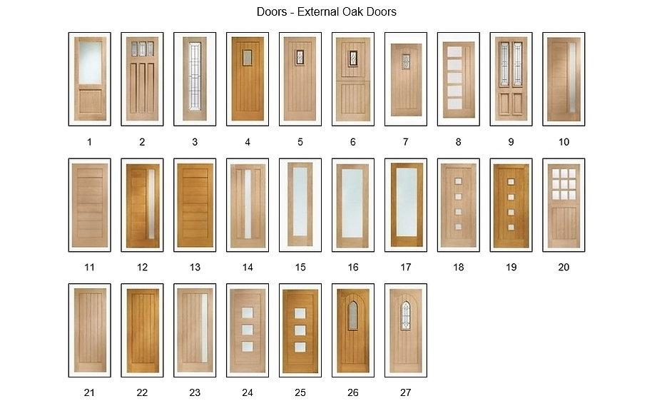 Oak Doors External - Angus Maciver Building Supplies