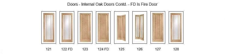 Oak Doors Internal - Angus Maciver Building Supplies