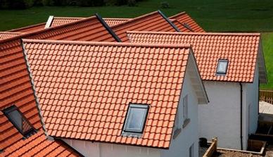 Clay Pantile Roof Tiles - Angus Maciver Building Supplies