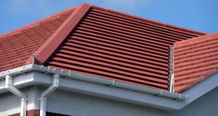 Ridge & Hip Tiles - Angus Maciver Building Spplies