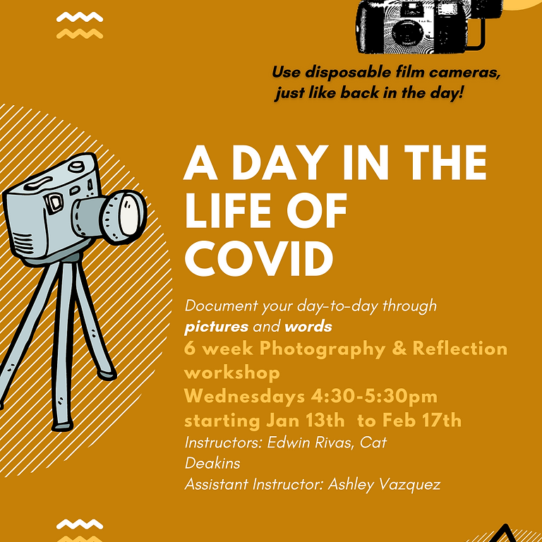 A Day in the Life Covid
