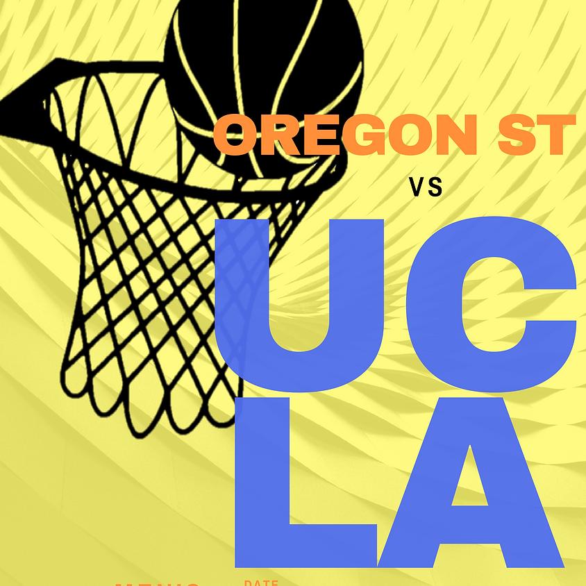 Oregon St vs UCLA