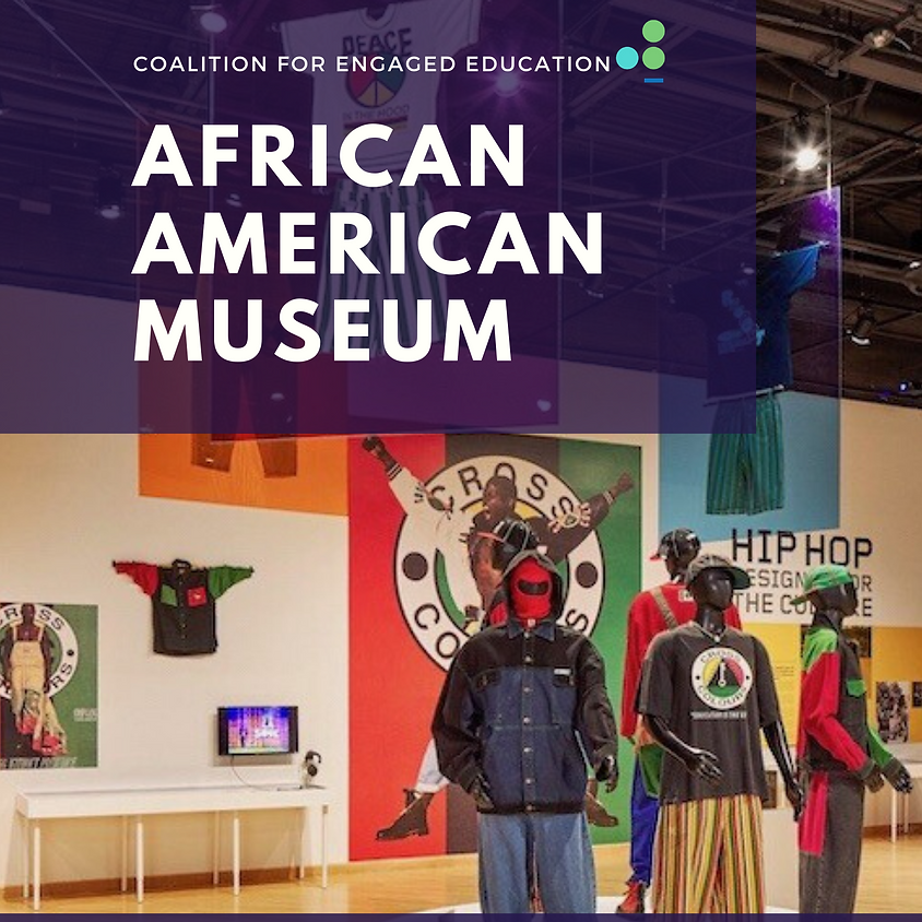 (CAAM) California African American Museum
