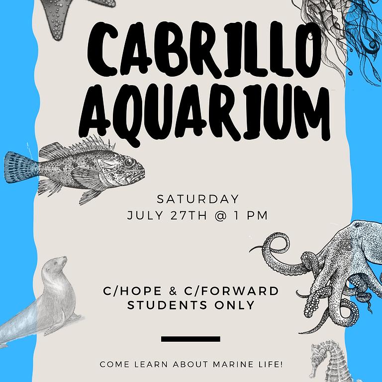 Cabrillo Aquarium