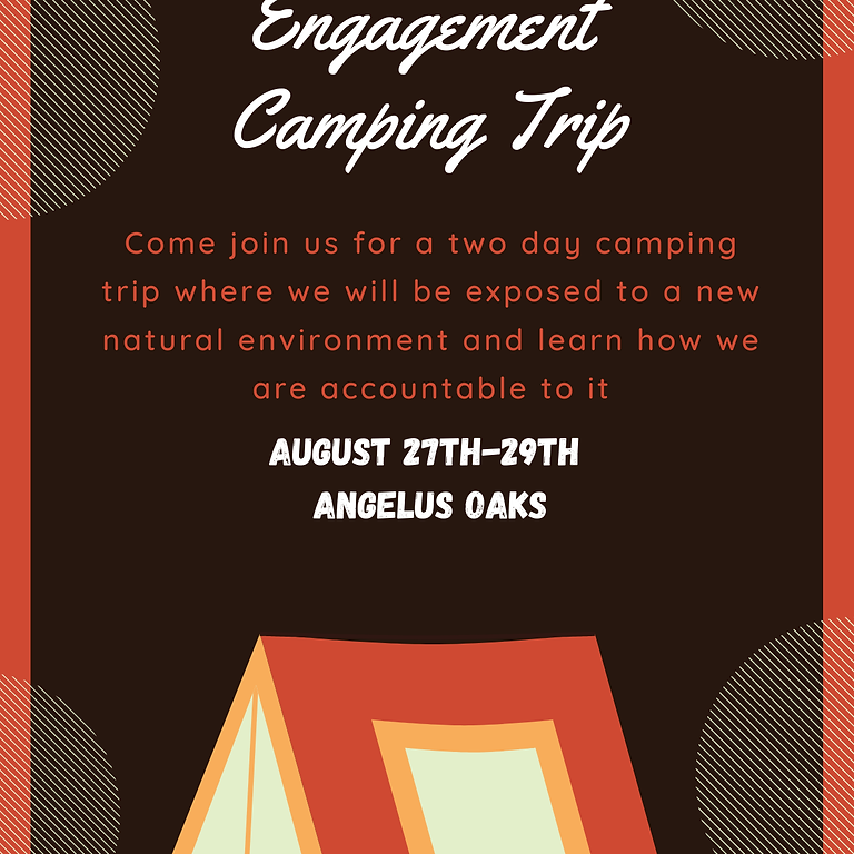 Summer of Engagement: 2021 Camping Trip