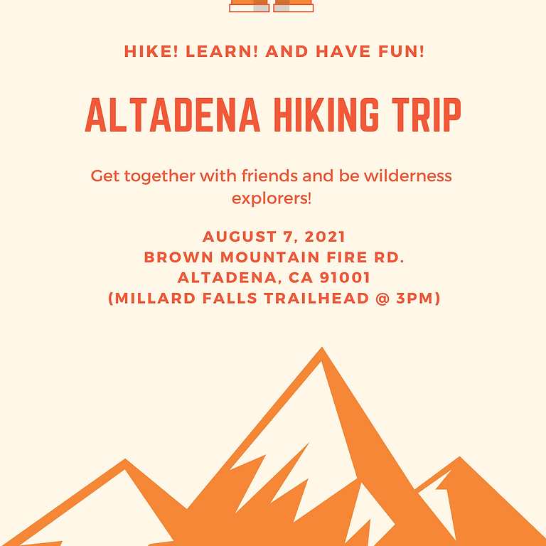 Summer of Engagement: Hiking