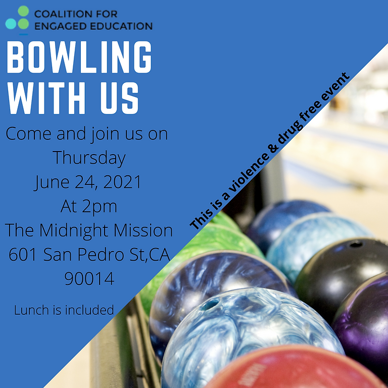 Summer of Engagement: Bowling