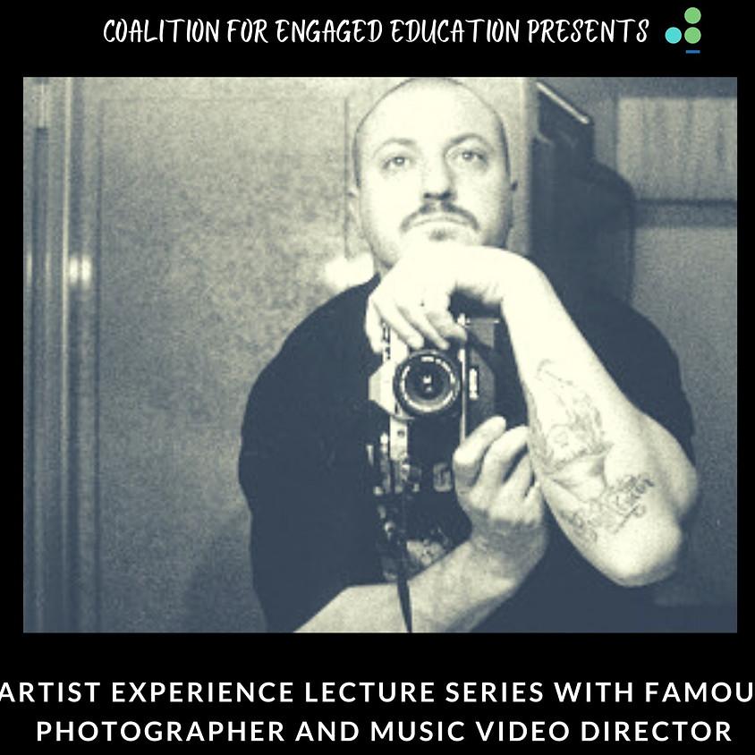 Artist Experience Lecture Series - Estevan Oriol