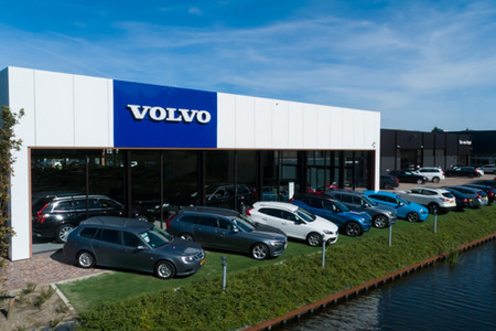 Volvo Ton van Kuyk, Alkmaar
