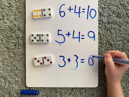 Concrete Resources: The Building Blocks To Mathematical Learning