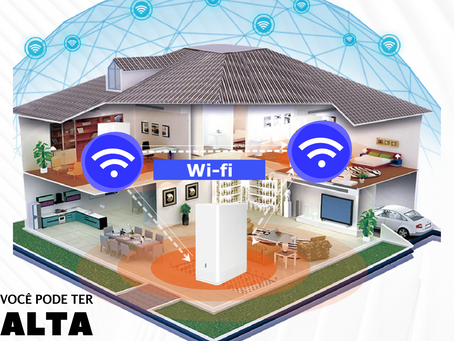 Home Office e seus Desafios tecnologia Wi-fi