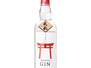 日本が世界に広めたい!Japanese GIN 赤鳥居