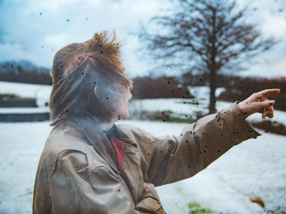 Dorrie Mcveigh, Photo story, photo series, Diana lui, masterclass, art photography, underwater, old photos, faded dreams, nostalgia, family photos, photographe Marseille, photographer France, photographe Aix, night photography