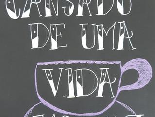 CANSADO DE UMA VIDA MORNA?