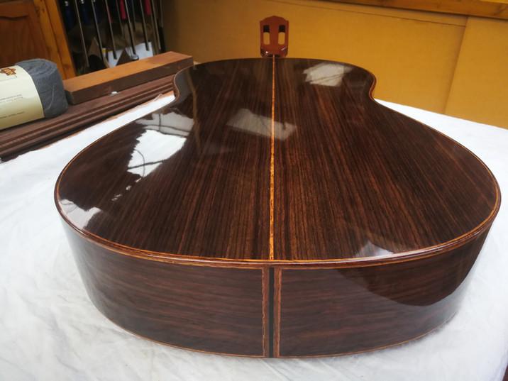 Polished Indian Rosewood