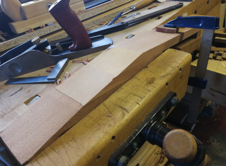Classical Guitar Neck Making