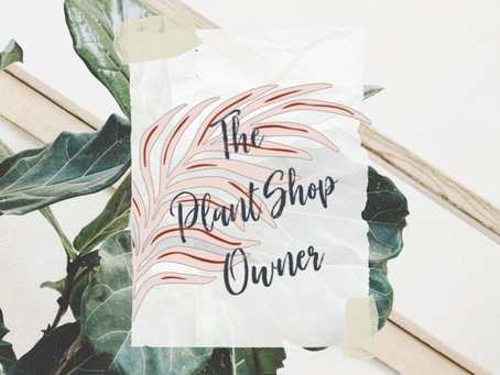 The Plant Shop Owner