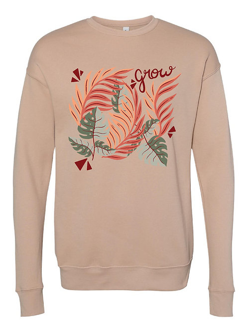 Pre-Order Limited Edition Grow Sweat Shirt