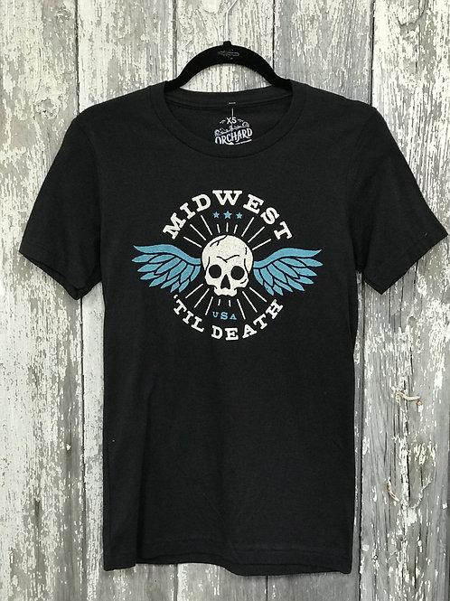 Mid West Til Death - Unisex Shirt