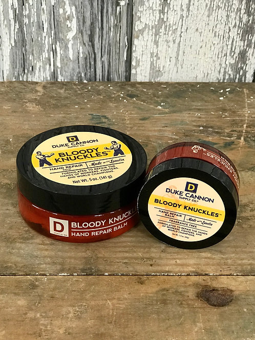 Bloody Knuckles Lotion - Laura's Favorite