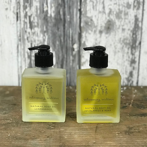 Whispering Willow Body Oil