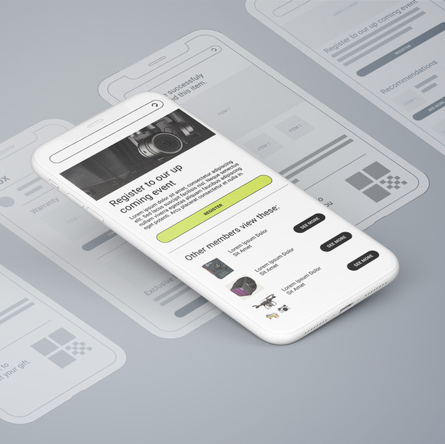 UXUI Projects