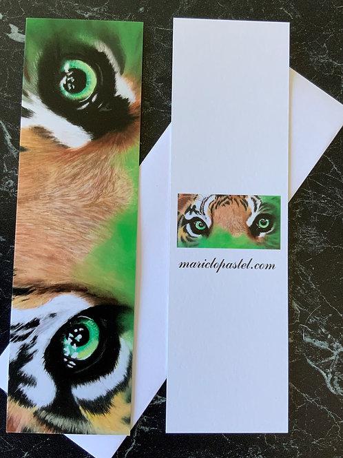 Marque-page Tigre