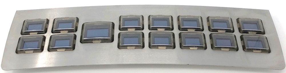 A560 Button Panel