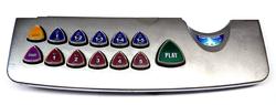 Aristocrat MK7 Button Panel 19in Upright