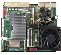 Konami KP3.5 CPU Board