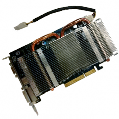 IGT 102G021102-IGT ATI Radeon HD 3650 Video Card for IGT AVP 2.5