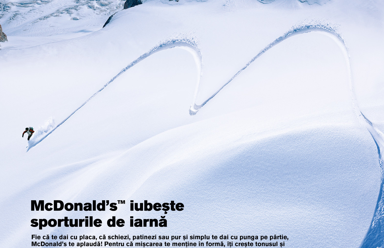McDonald's Winter Olympics