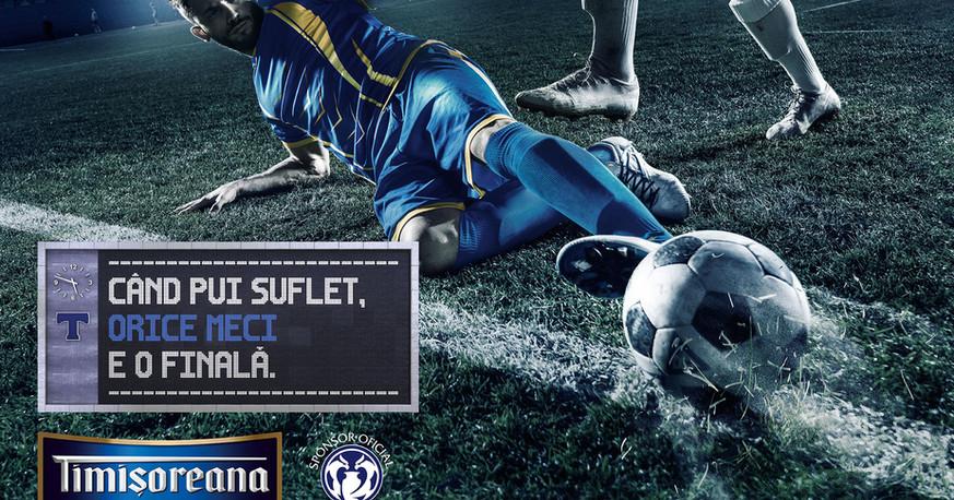 Timisoreana Football