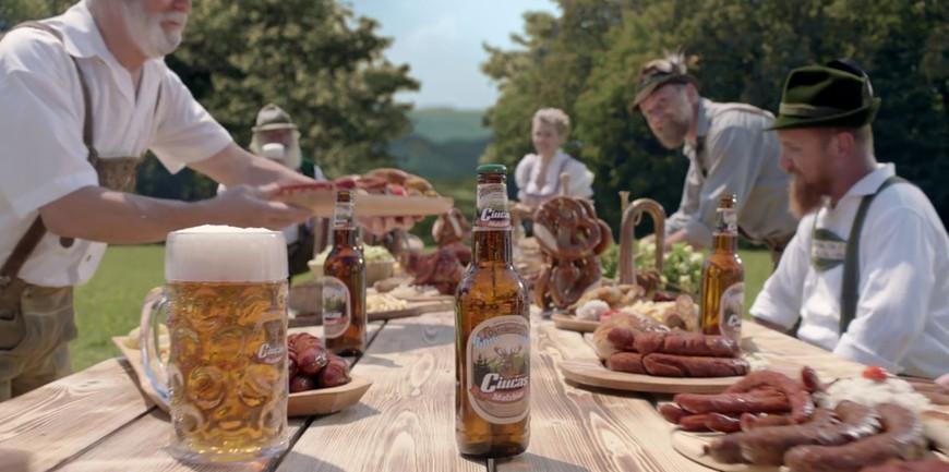 Ciucas Beer - Maltzbier
