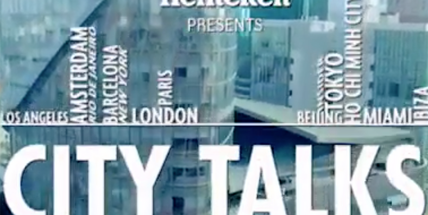 Heineken City Talks