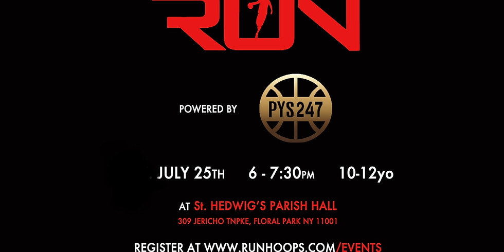 OPEN RUN Powered by PYS 24/7