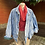 Thumbnail: Stonewashed Denim Jacket