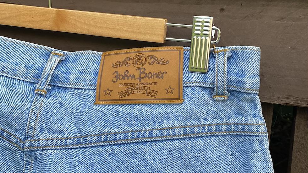 Vintage Cropped Jeans
