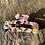 Thumbnail: Multicoloured hair claw