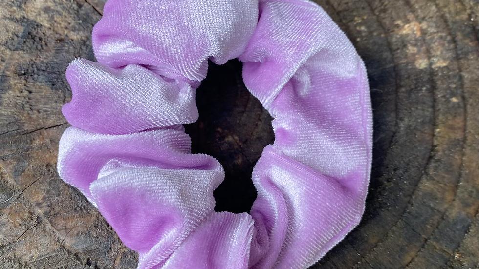 Lilac Scrunchy
