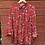 Thumbnail: 90s Red Print Shirt
