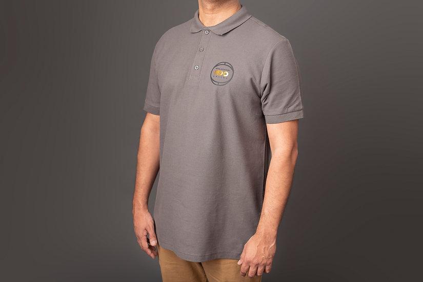 MDO Polo Shirt, grey