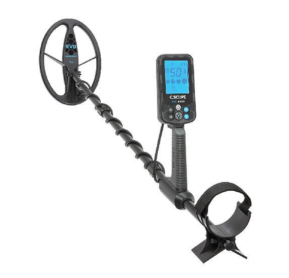 EVO6000 with C.Scope branded Wireless Bluetooth® aptX™ Low Latency Headphones