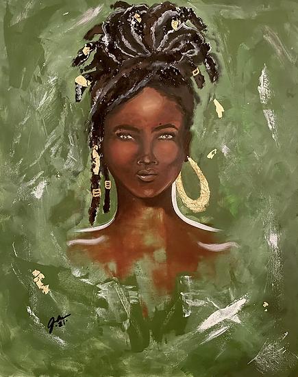Nova Original Painting