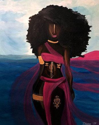 Freda Original Painting